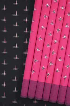Pochampally Cotton Ikat Sarees Online B1