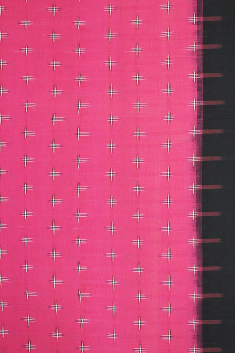 Pochampally Cotton Ikat Sarees Online B3