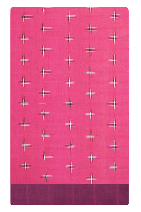 Pochampally Cotton Ikat Sarees Online B5