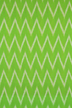 Seamless Pattern Designed Pochampally Double Ikat Saree Online - GI Tagged