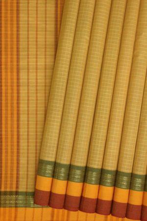 Geetanjali checks cotton saree online (1)