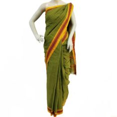 pure ethnic cotton sarees