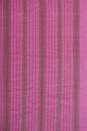 Narayanpet Pink Pure Cotton saree (2)