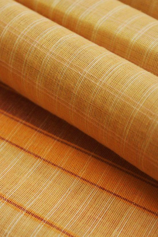 Narayanpet Thread Border Saree (5)