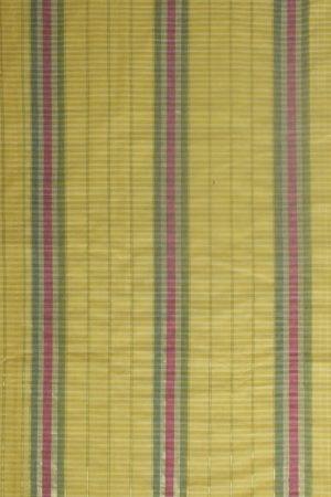 Pure Cotton Checks Saree (2)
