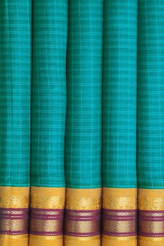 Pure Cotton Saree - GI TAGGED (4)