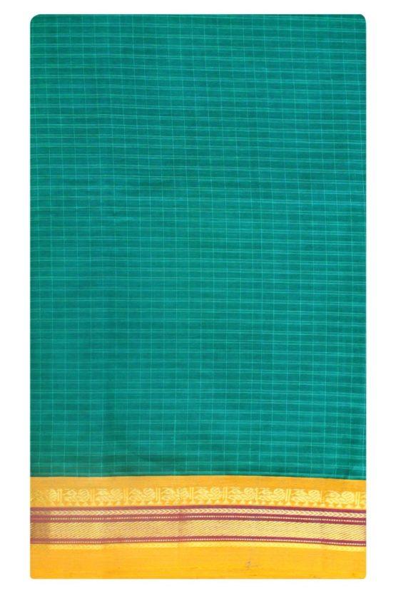 Pure Cotton Saree - GI TAGGED (6)