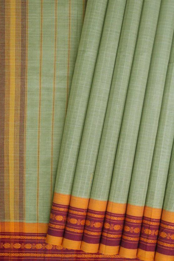Pure Cotton Saree Online (1)
