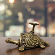 Bastar Dhokra Turtle Art 2