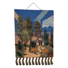 Scenery Ghazipur Wall Hanging 1