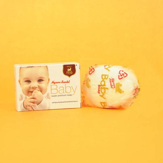 Mysore Sandal Baby Soap