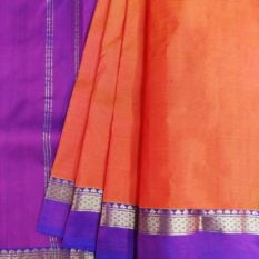 Salem silk sarees 7 GI Tagged Product
