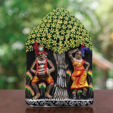 Dancing Tribe Chhau Mask Online (1)