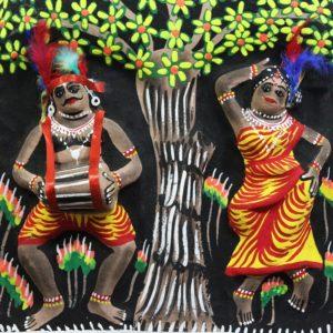 Dancing Tribe Chhau Mask Online (2)