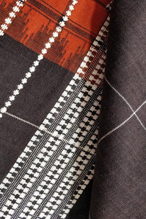 Kotpad Handloom Pure Cotton Dupatta 4E