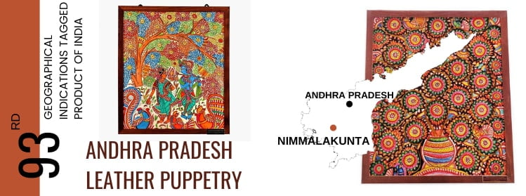 Andhra Pradesh Leather Puppetry