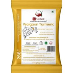 GI TAGGED Waigaon-Turmeric-Powder-500gms