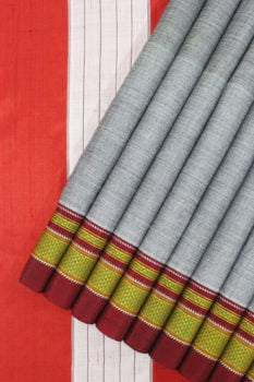 Ilkal Cotton Silk Saree Price 1