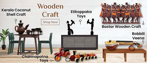 GEOGRAPHICAL INDICATIONS WOODEN CRAFT