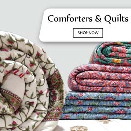 Geographical Indications Comforters-and-Quilts