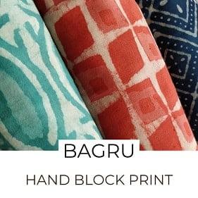 Gi-Tagged-Bagru-Hand-Block-print