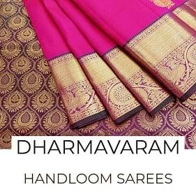 Gi-Tagged-Dharamavaram-Handloom