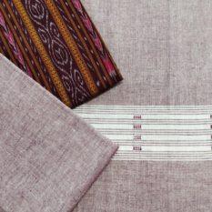 GiTAGGED Orissa Pink Paisley Ikat Salwar Suit Set 3