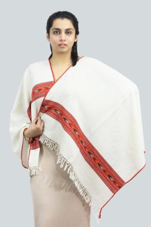 Kullu Hand Embroidered Stoles Online Shopping Gi Tagged (3)