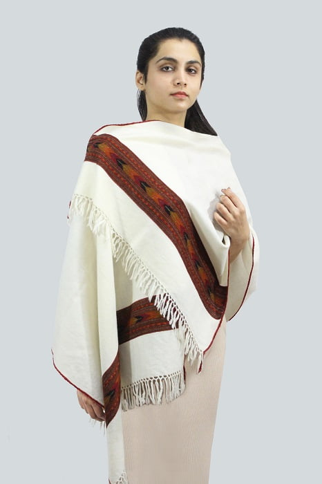 Kullu-Stole-Pure-Wool-Online-Shopping G1