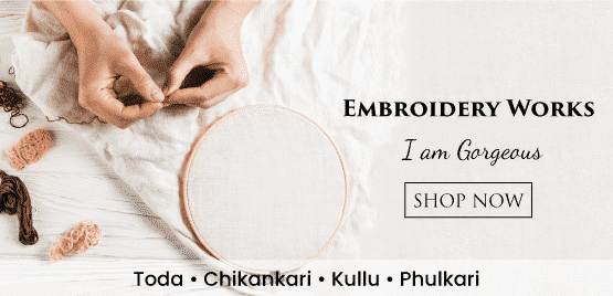 Geographical Indications-Embroidary-work