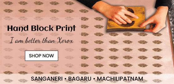 Gi-Tagged-Hand-block-Print-Material