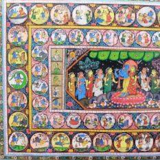 GiTAGGED Orissa Pattachitra Krishna Life Story 2