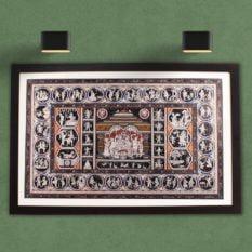 GiTAGGED Orissa Pattachitra Mahabali Hanuman Katha 16A
