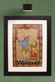 GiTAGGiTAGGED Orissa Pattachitra Radha Krishna 1GED Orissa Pattachitra Radha Krishna 1