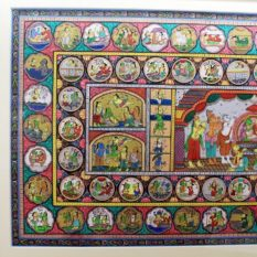 GiTAGGED Orissa Pattachitra The Story of Ramayana 2