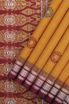 Bomkai Cotton Saree 1
