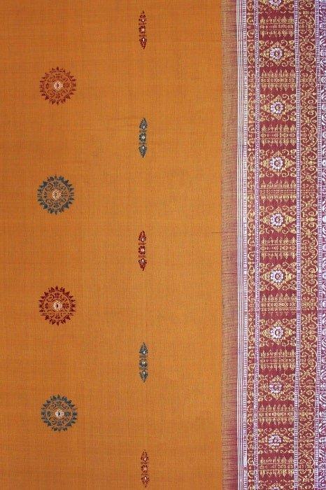 Bomkai Cotton Saree 2