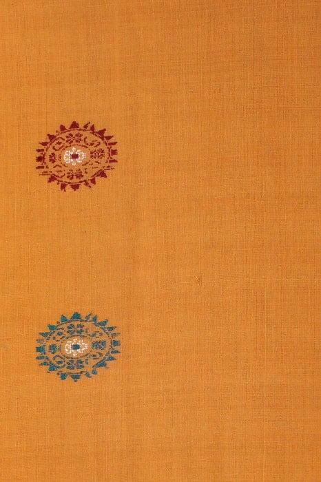 Bomkai Cotton Saree 4