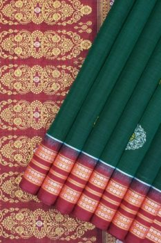 Cost of Bomkai Saree A1