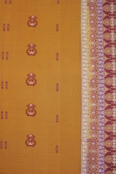 Cotton Bomkai Saree Online 2