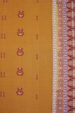 Cotton Bomkai Saree Online 2