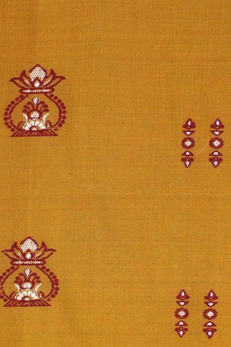 Cotton Bomkai Saree Online 4