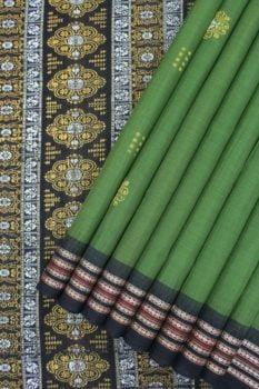 Cotton Bomkai Saree Price Online 1