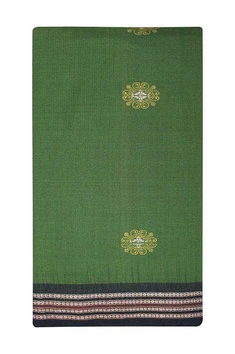 Cotton Bomkai Saree Price Online 5