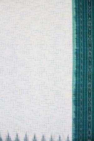 Orissa Ikat Cotton Saree c2