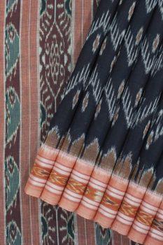Orissa Ikat Cotton Sarees Online p1