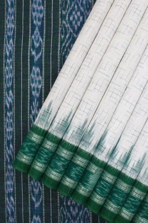 Orissa Ikat Pure Cotton Saree 1