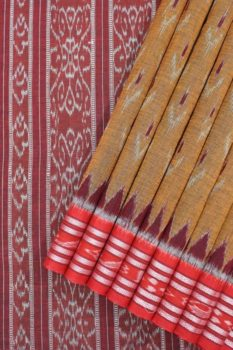 Orissa Ikat Pure Cotton Saree Online Shopping a