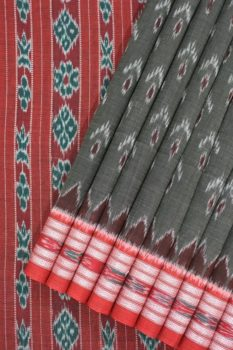 Orissa Ikat Pure Cotton Saree Online a1