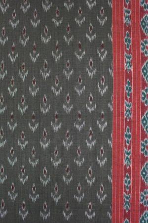 Orissa Ikat Pure Cotton Saree Online a2